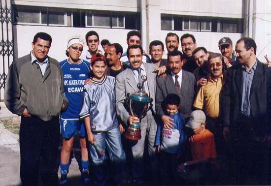 Final Coupe d'Algerie 2002-2003