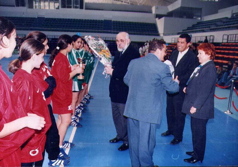 \tournoi du mai 2002 enbassadeur du Brésil