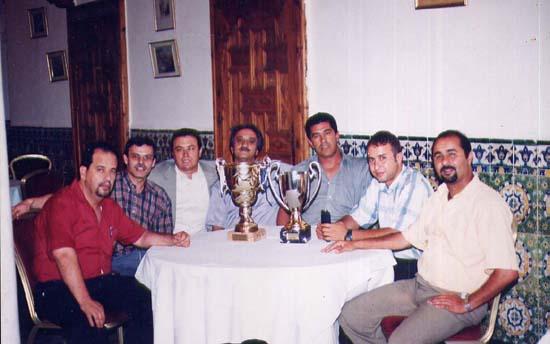 Reception Wilaya Saison 2001-2002