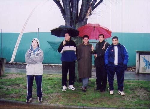 sejour france 2004