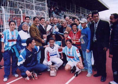 Final Coupe d'Algerie 2003-2004