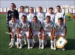 Infos sur l'Equipe Nationale Féminine